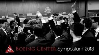 Boeing Center Symposium 2018