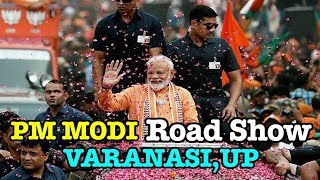 Modi Full Road Show Video - || IAAN NEWS ||