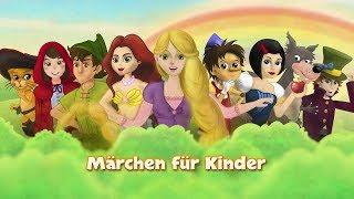 Märchen für Kinder und Gutenachtgeschichten YouTube-Kanäle Trailer