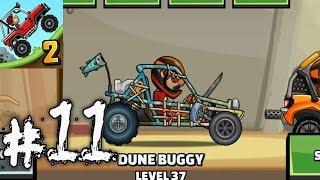 Hill Climb Racing 2 - New Car DUNE BUGGY Gameplay Walkthrough Part 11 (iOs, android)