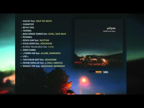 90BPM - Elimde Yalanlarla (feat. Ezhel) (Official Audio)