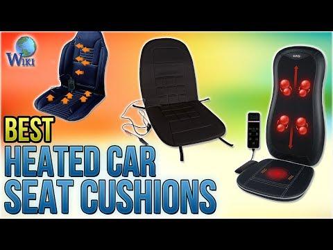 10 Best Heated Car Seat Cushions 2018