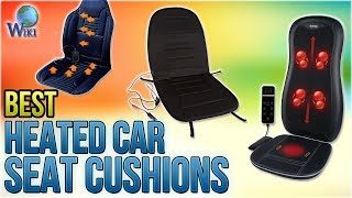 10 Best Heated Car Seat Cushions 2018