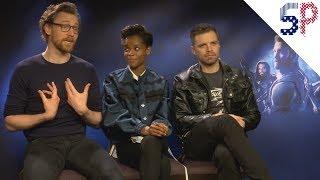 Актёры Войны Бесконечности рассказывают о самых крутых моментах со съёмок фильма