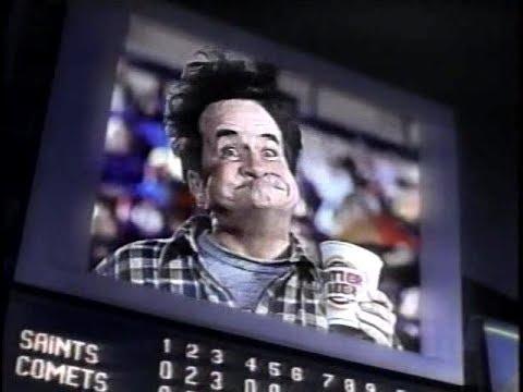 Keystone Light Jumbotron Bitter Beer Face 90s Commercial 1999