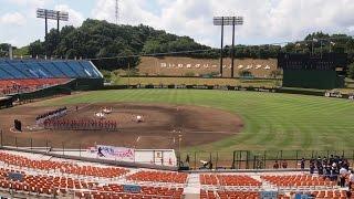 第3回WBSC U-15ベースボールワールドカップ(Baseball World Cup)2016 in いわき アメリカ対パナマ(United States vs Panama)