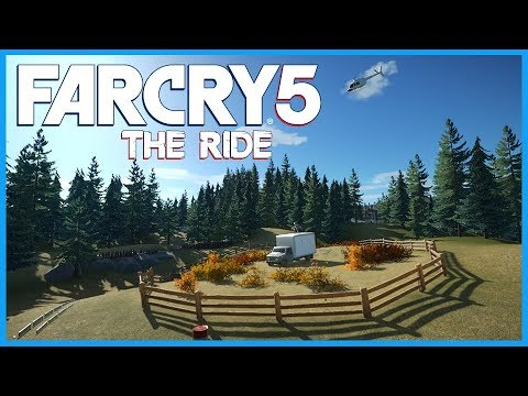 FARCRY 5: The Experience! Coaster Spotlight 404 | Contest Entry #PlanetCoaster