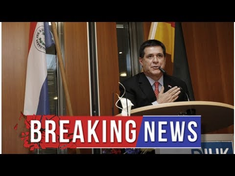 Paraguay President Faces Trial Over Killed Opposition Leader