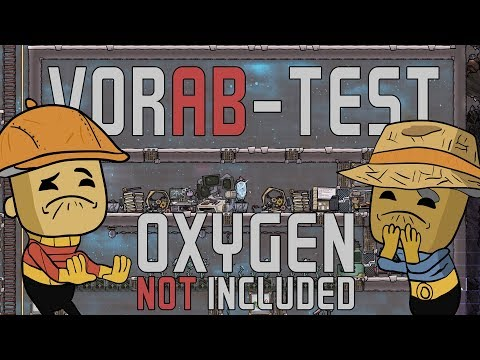 Im Test: Oxygen not Included (Actionreview 4K)