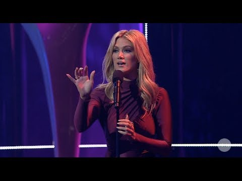 "Delta Goodrem performs ""Kissing You"" - Baz Luhrmann Tribute @ 3rd AACTA Awards (+ Others)"