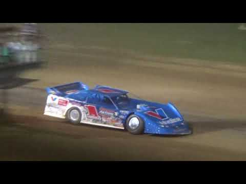 Plymouth Dirt Track World of Outlaws Late Model Feature Highlights July 30 2018