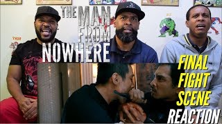 The Man From Nowhere Final Fight Scene Reaction
