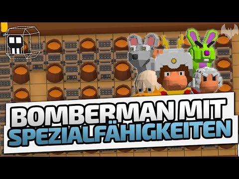 Bomberman mit Spezialfähigkeiten - ♠ Iffy Institute #001 ♠ - Deutsch German - Dhalucard