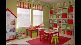 Kids Playroom Furniture Design And Decor Ideas