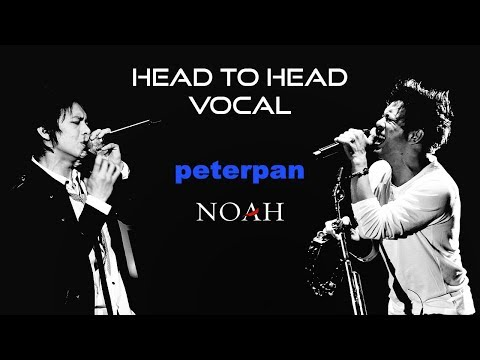 'Head to Head' Vocal Ariel 'Peterpan' & 'NOAH'