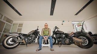Makina Riders:  Jay Contreras / Kamikazee