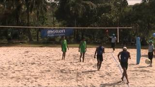 bengkulu vs jogja volley ball