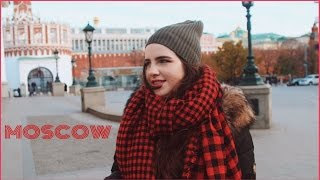 DARIA TRAVELS: Поездка в Москву | Moscow