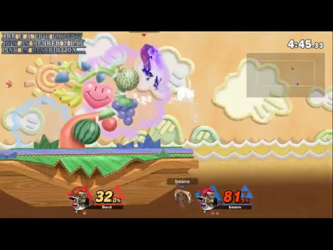 Super Smash Brothers Ultimate - the ultimate puncher