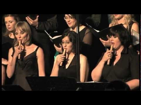 Žuvų Dainos (Fishes' Songs) - Bel Canto Choir Vilnius