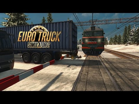 Russian Open Spaces v3.4 - Delivery 1 (tested on ETS2 1.26.6s) GAMEPLAY