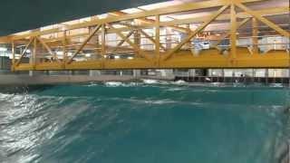Plymouth University COAST Lab - Ocean Basin