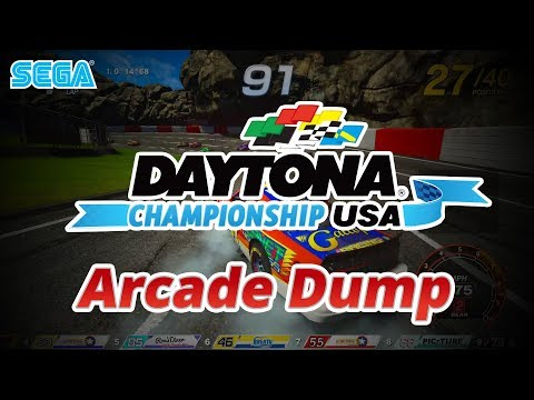 Daytona Championship USA - Arcade Dump on PC
