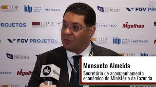 Mansueto Almeida - Reforma da previdência
