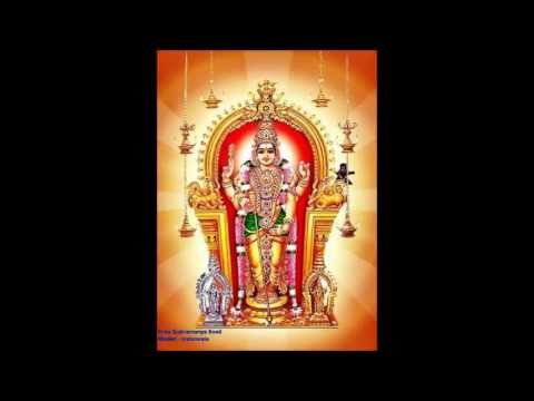 Lord Murugan Kanda Sashti Kavasam Video