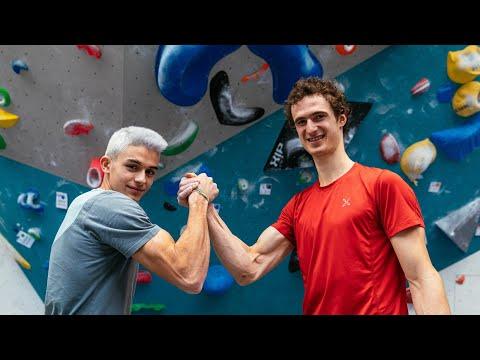 Adam Ondra #40: Training With Alberto Ginés López
