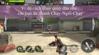 Hướng dẫn di chuyển ảo diệu trong PK Chiến dịch huyền thoại   Highlight Chiến Dịch Huyền Thoại