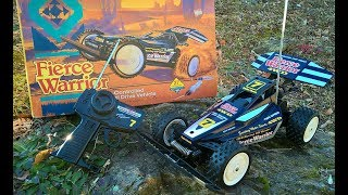 Radio Shack Fierce Warrior - Vintage RC Car Review - 1991