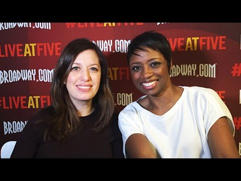 Broadway.com #LiveatFive with THE ROYALE's Montego Glover