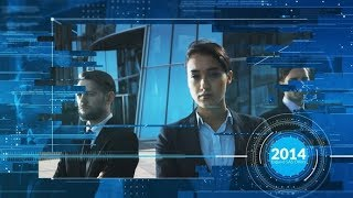 Hi-tech Corporate Timeline (After Effects project) ★ AE Templates ★ 2018