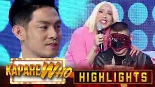 Vice tries to make Ion jealous | It's Showtime KapareWho