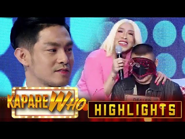 Vice tries to make Ion jealous   It's Showtime KapareWho