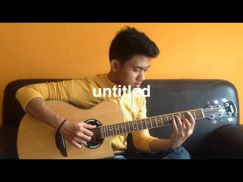 Maliq & D'Essentials - Untitled (Fingerstyle Cover)