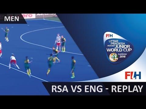 England v South Africa - Men's Hockey Junior World Cup Lucknow