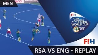England v South Africa - Men's Hockey Junior World Cup Lucknow