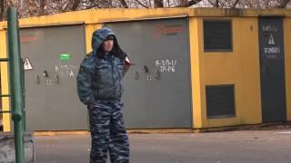 Как тренируют полицейских собак в Останкино
