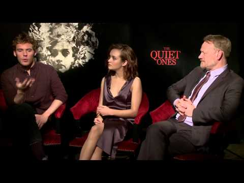 Jared Harris Dishes on a Personal Exorcism Story with the Cast of 'The Quiet Ones'