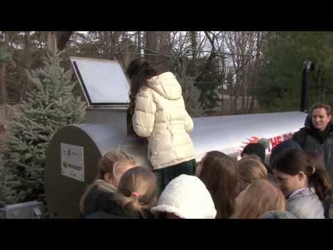 Rippowam Cisqua School Rocket Video