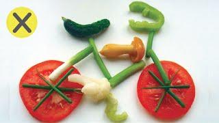 10 Datos curiosos sobre la comida