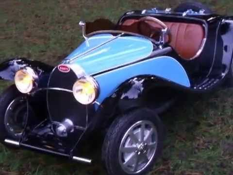 bugatti type 55 roadster d 39 enfant l 39 chelle 1 2 youtube. Black Bedroom Furniture Sets. Home Design Ideas