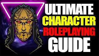 How to Make G๐od Characters in Skyrim (How to Roleplay)
