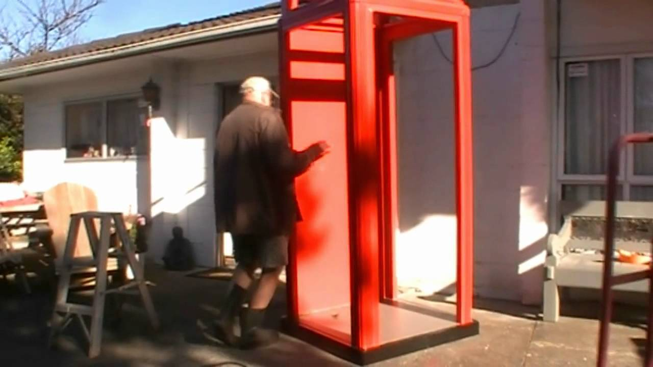 Building a better phone booth