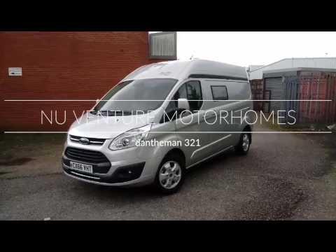 Brand New Ford Transit Custom Campervan Conversion Full Tour
