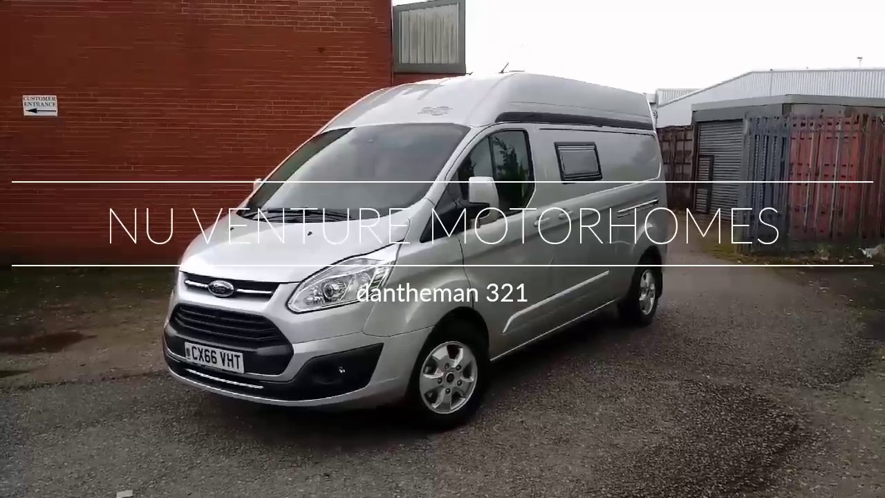 Brand new ford transit custom campervan conversion full tour