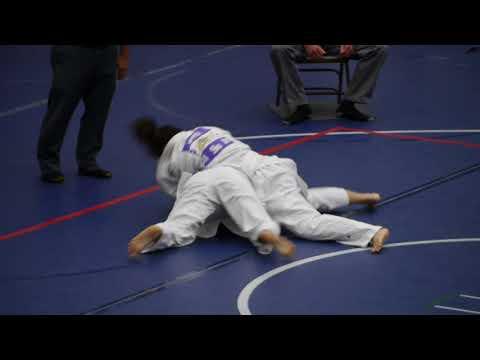 click2ED videos   152 JUDO Girls - Pearl City vs Kalani  4-14-18