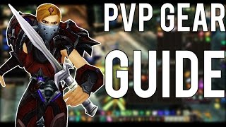 HOW TO GEAR UP FOR PVP - Warlords of Draenor 6.2.3